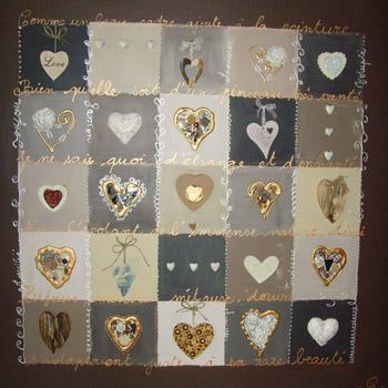 15(a)-«Mes petits cœurs»